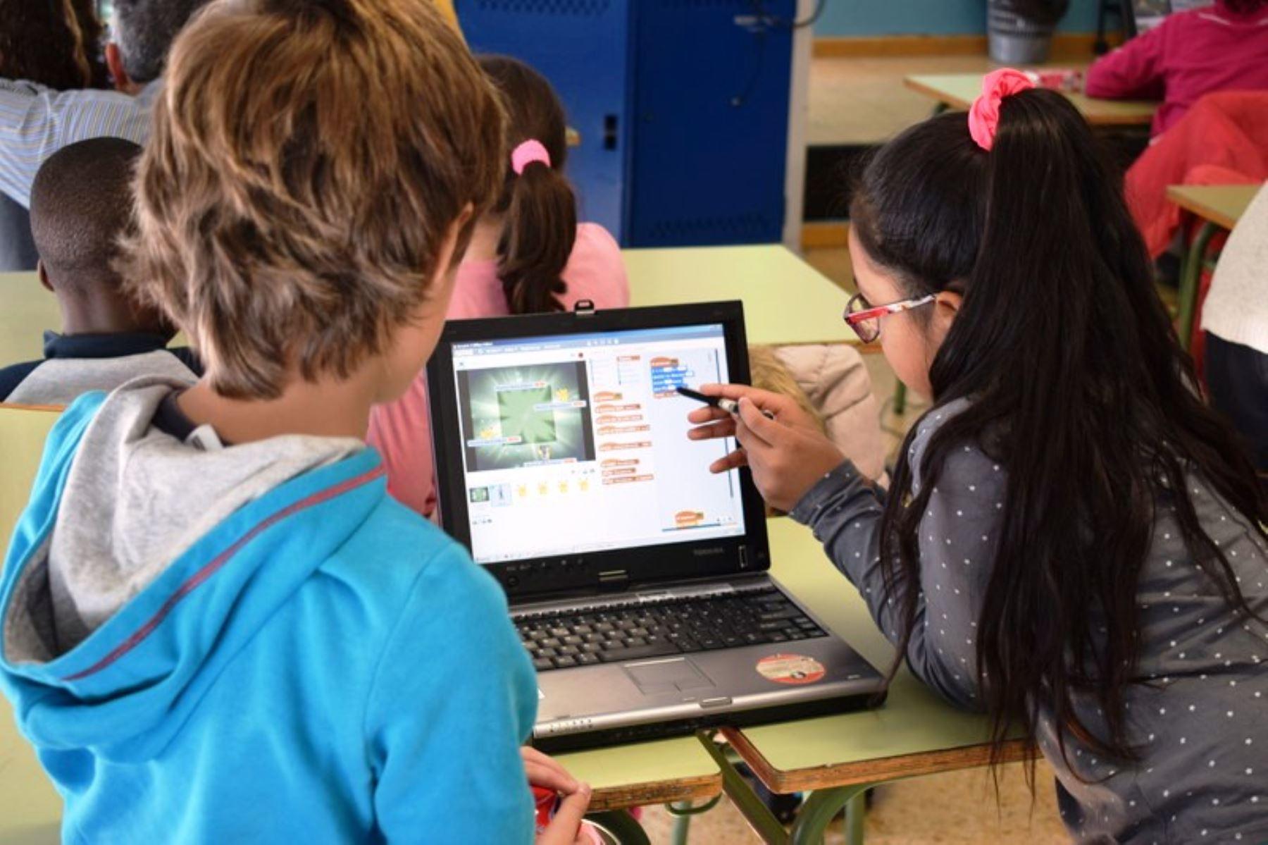 Día Internacional del Internet. ANDINA/Difusión