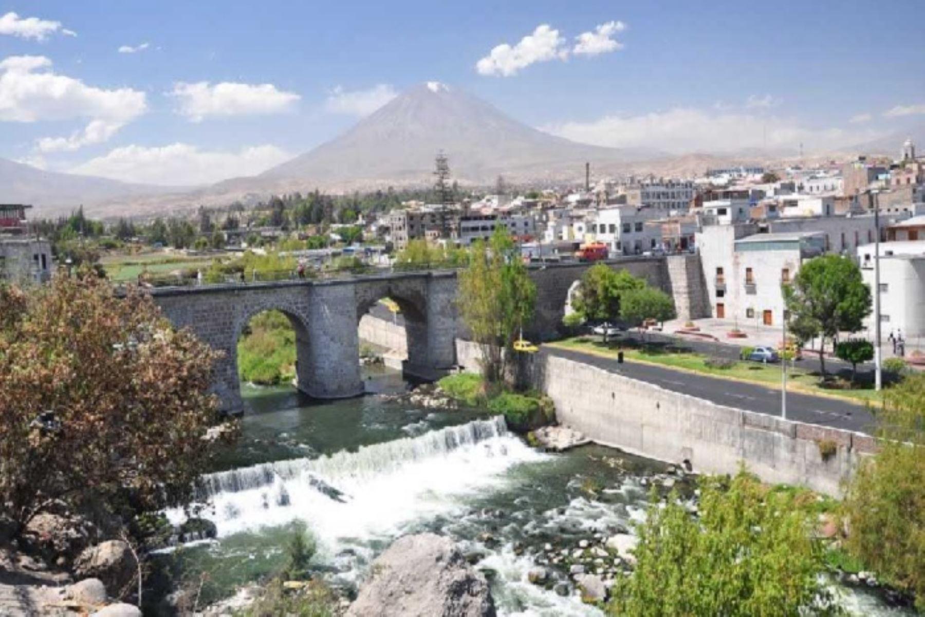 Estudio Vulnerabilidad y Adaptación al Cambio Climático en Arequipa Metropolitana fue publicado por la CAF.