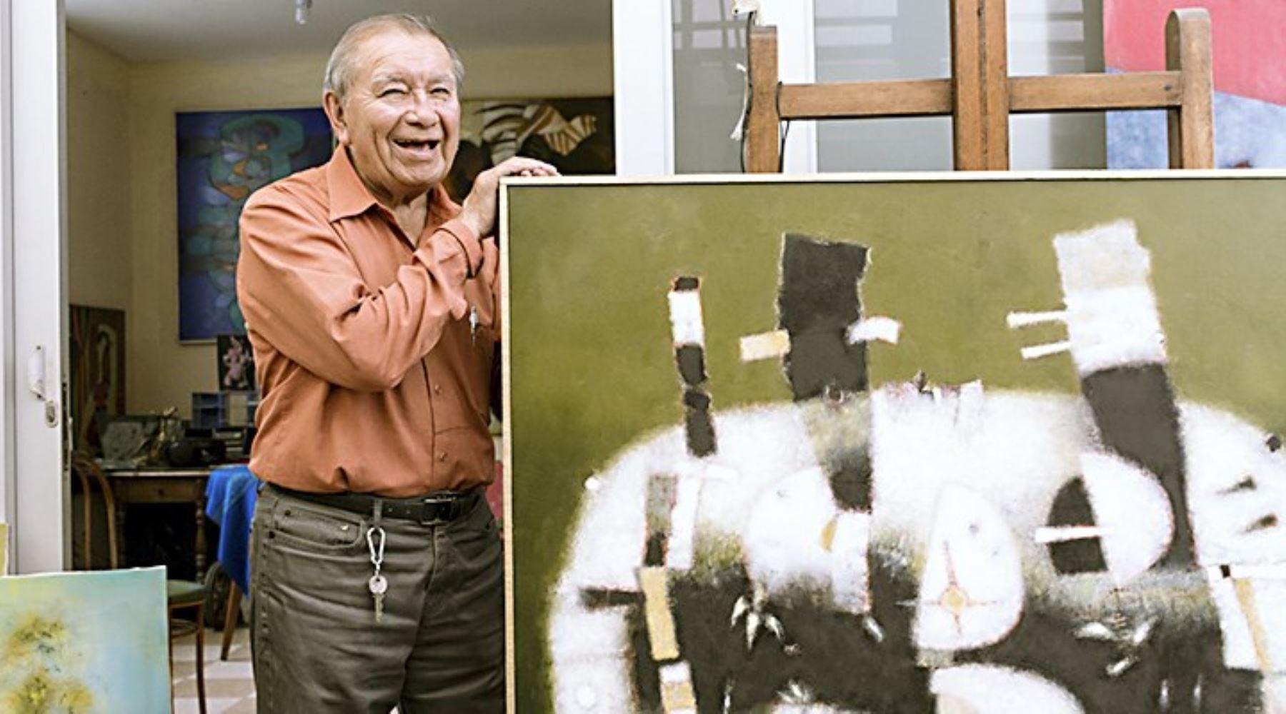 Pintor Enrique Galdos Rivas
