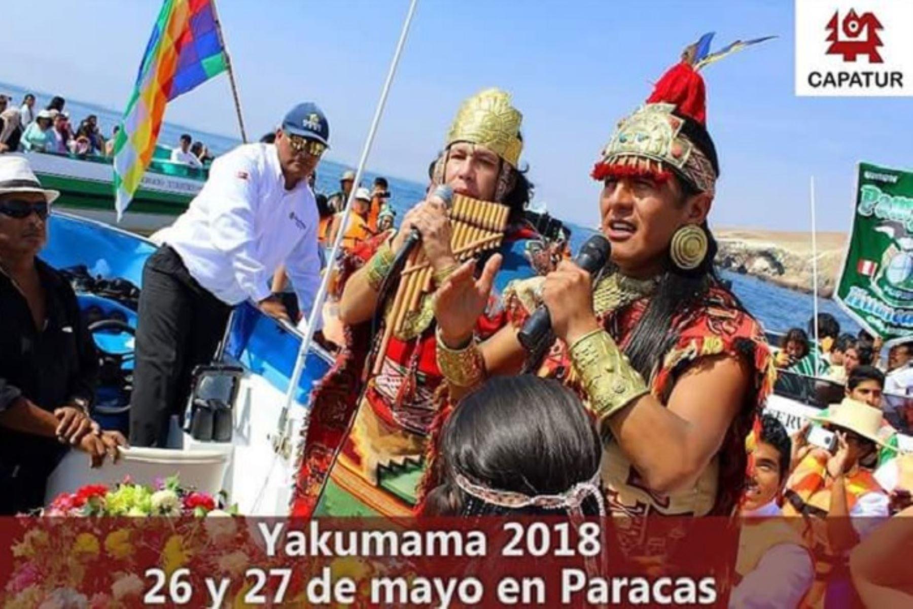 En el pago al mar participarán los mismos actores que escenificarán el Inti Raymi (Fiesta del Sol) en Cusco.