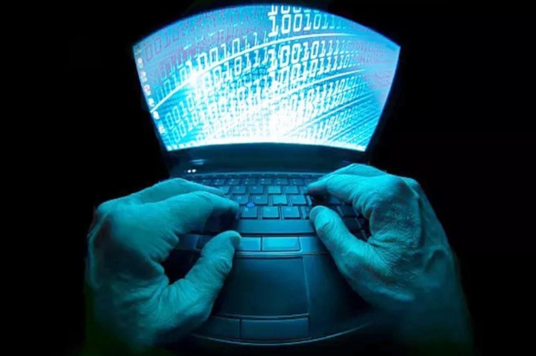 Ciberataques ANDINA/Difusión
