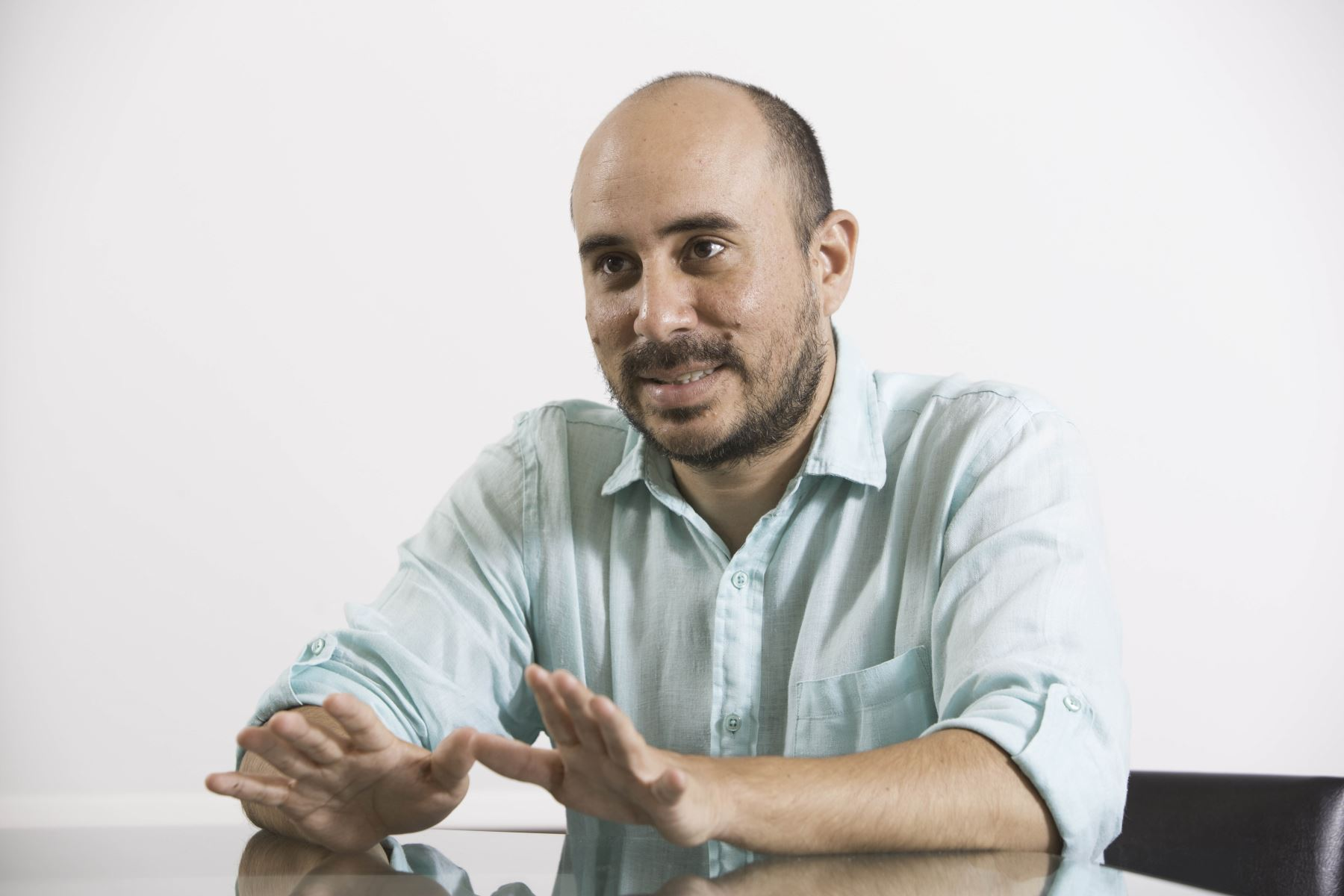 Presidente del CADE Universitario 2018, Elohim Monard Cortesía