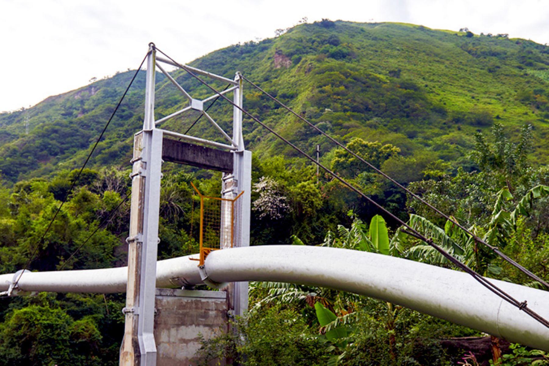 Se evalúa si existe falla en el Ramal Norte del Oleoducto Nor Peruano que originaría las manchas oleosas en el río Pastaza, en Loreto.