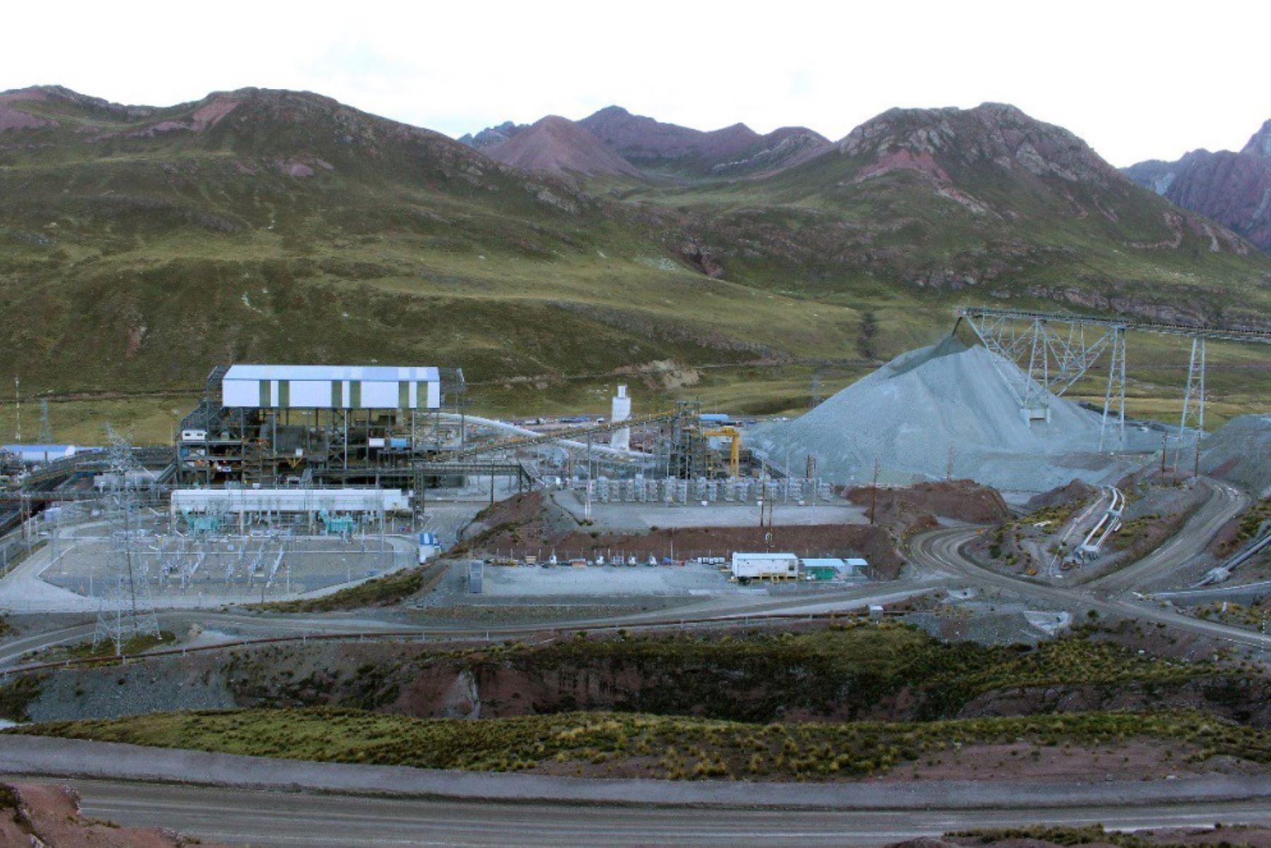 Expansión del proyecto Toromocho.