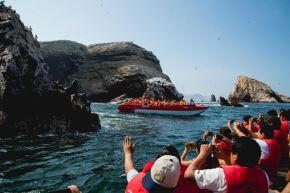 Verano 2020: disfruta de las áreas naturales protegidas ubicadas en la costa peruana. En la imagen, la Reserva Nacional de Paracas. ANDINA/Difusión