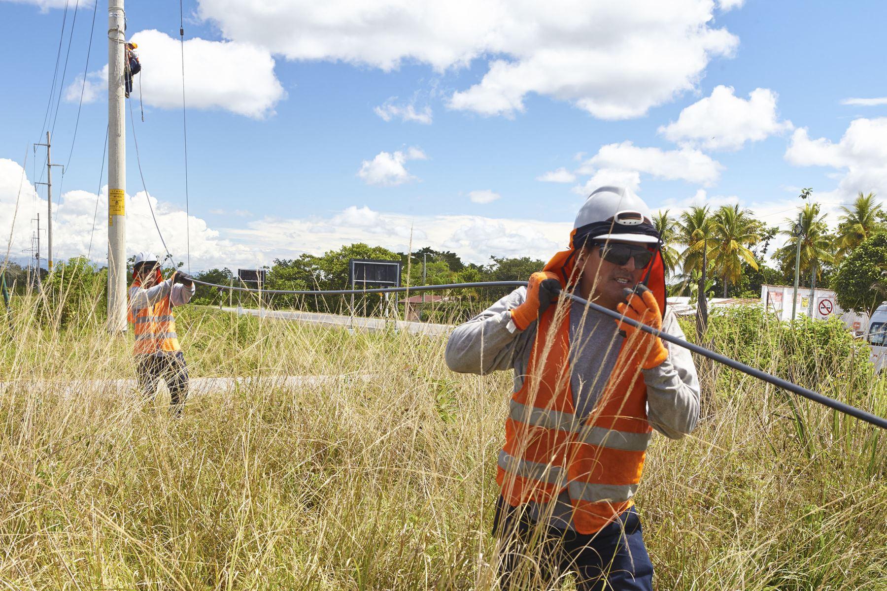 MTC destinará US$ 27 millones para proyecto de internet en zonas rurales de Moquegua. ANDINA/Difusión