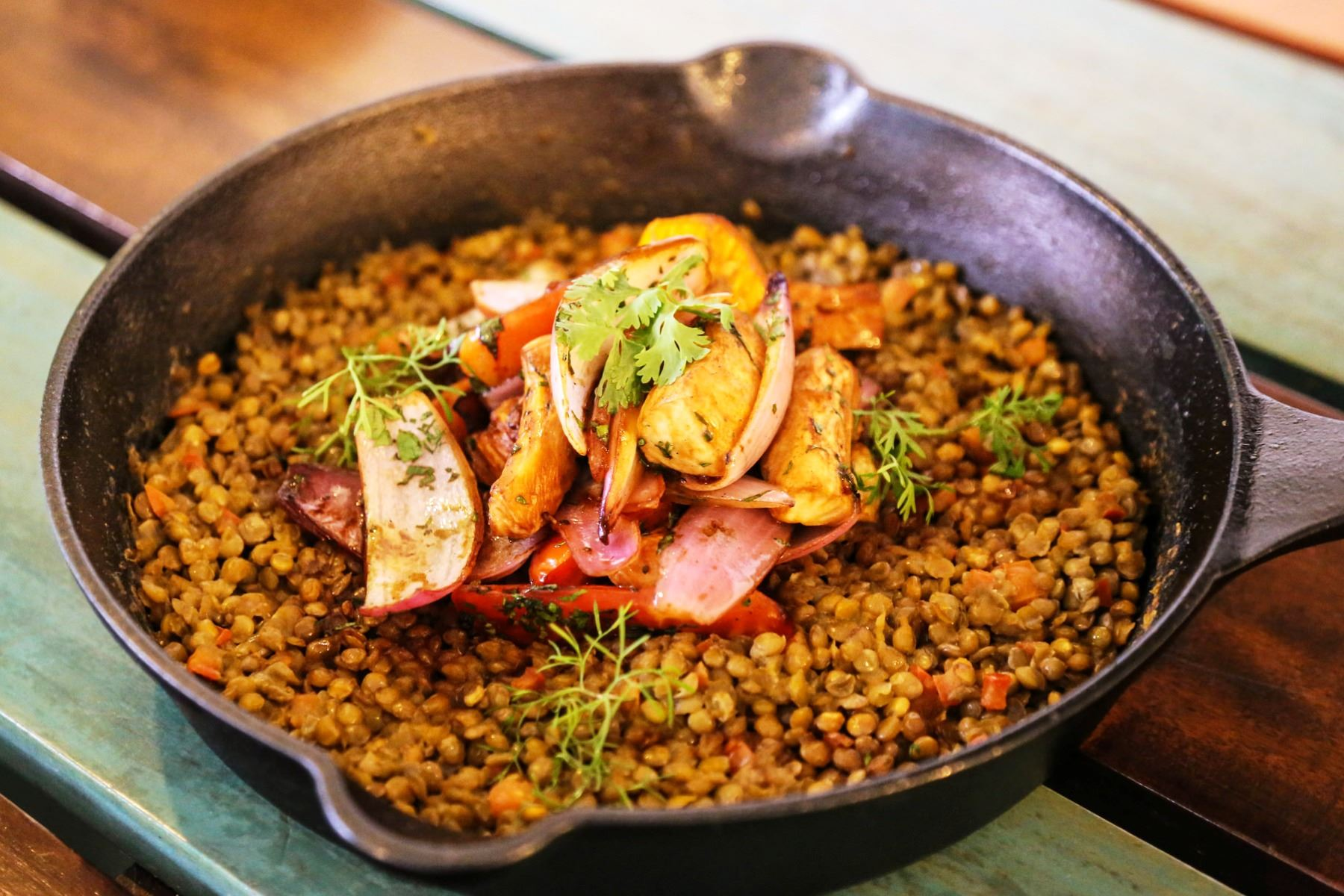 Sepa por qué es mejor combinar el pescado con menestras y vegetales. Foto: ANDINA/Difusión.