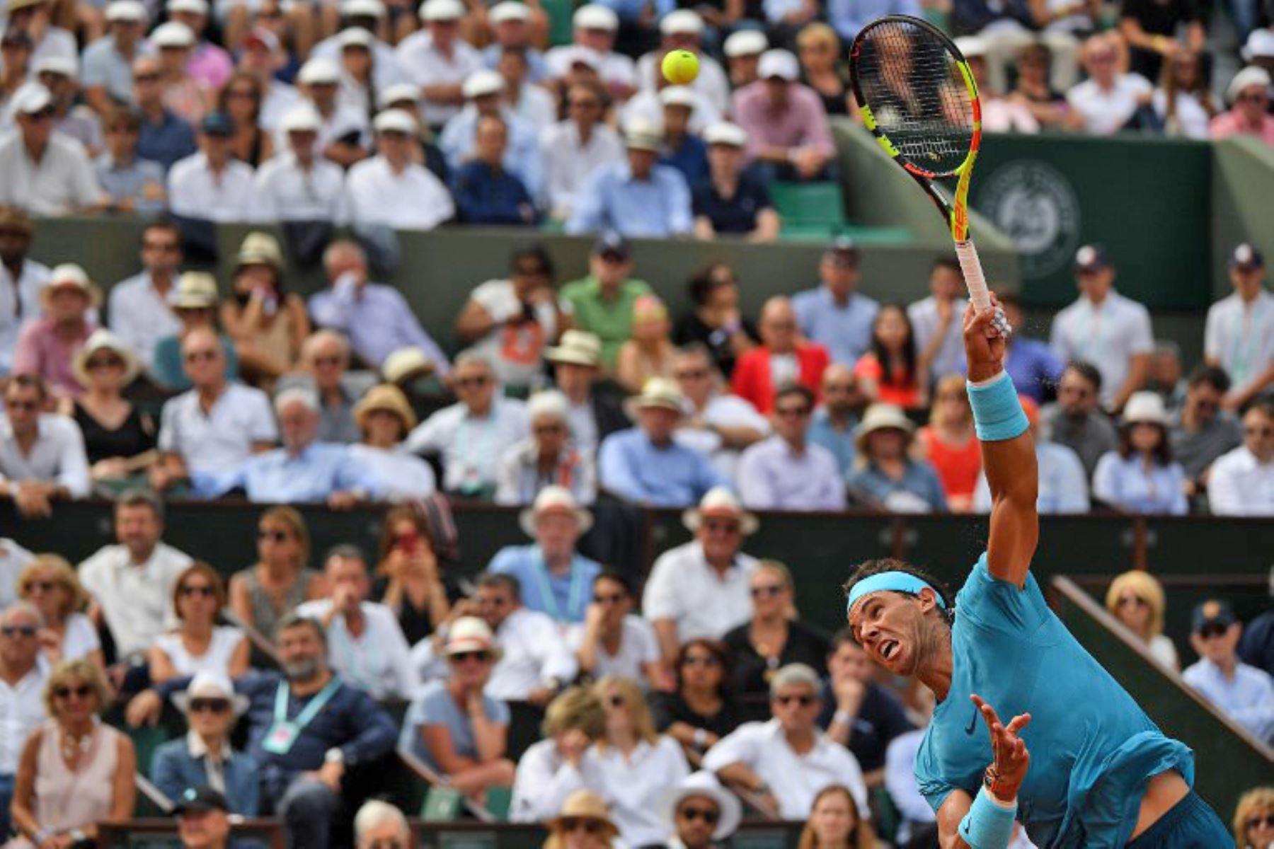 Gobierno francés limita a 1.000 personas el aforo máximo en Roland Garros   Noticias