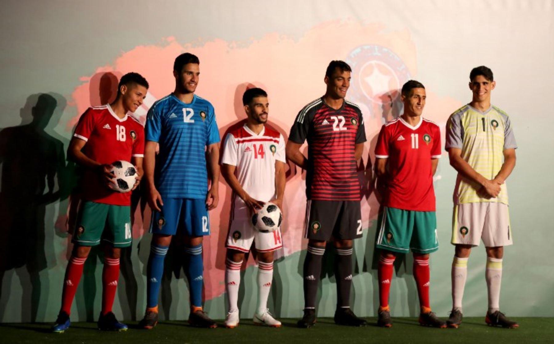 Mbark Boussoufa de Marruecos es uno de los más bajitos del Mundial de Rusia 2018