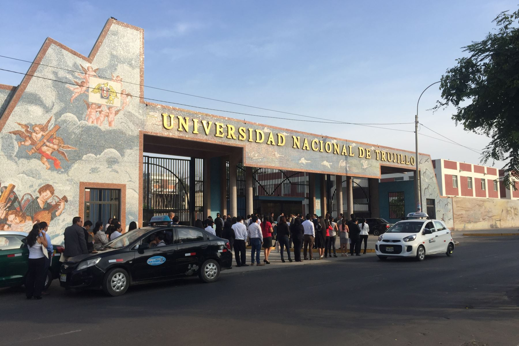 Contraloría General de la República identifica cobros indebidos en la Universidad Nacional de Trujillo, ANDINA/Luis Puell