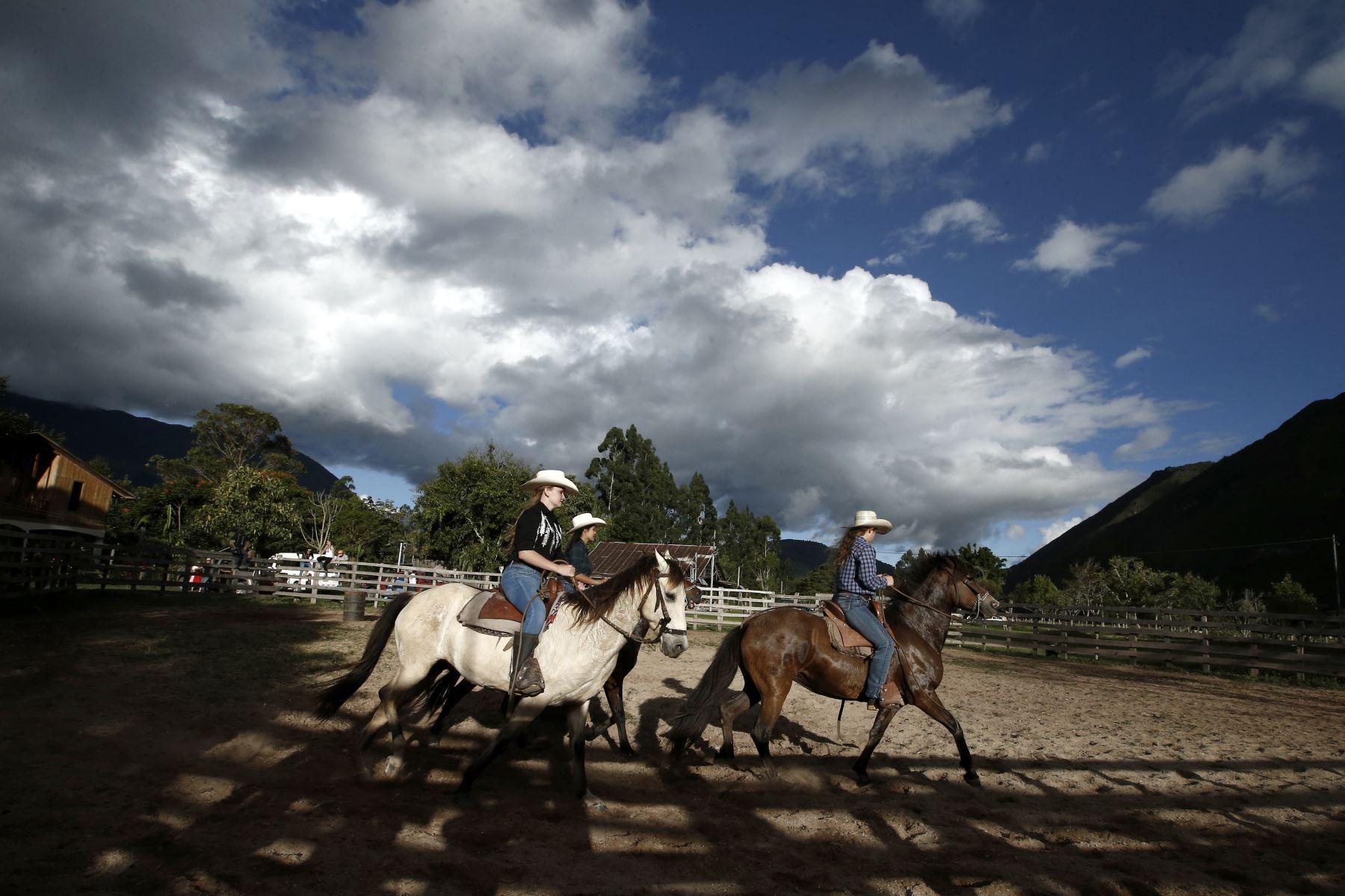 Rancho Ruffner, Oxapampa. Foto: ANDINA/Melina Mejía