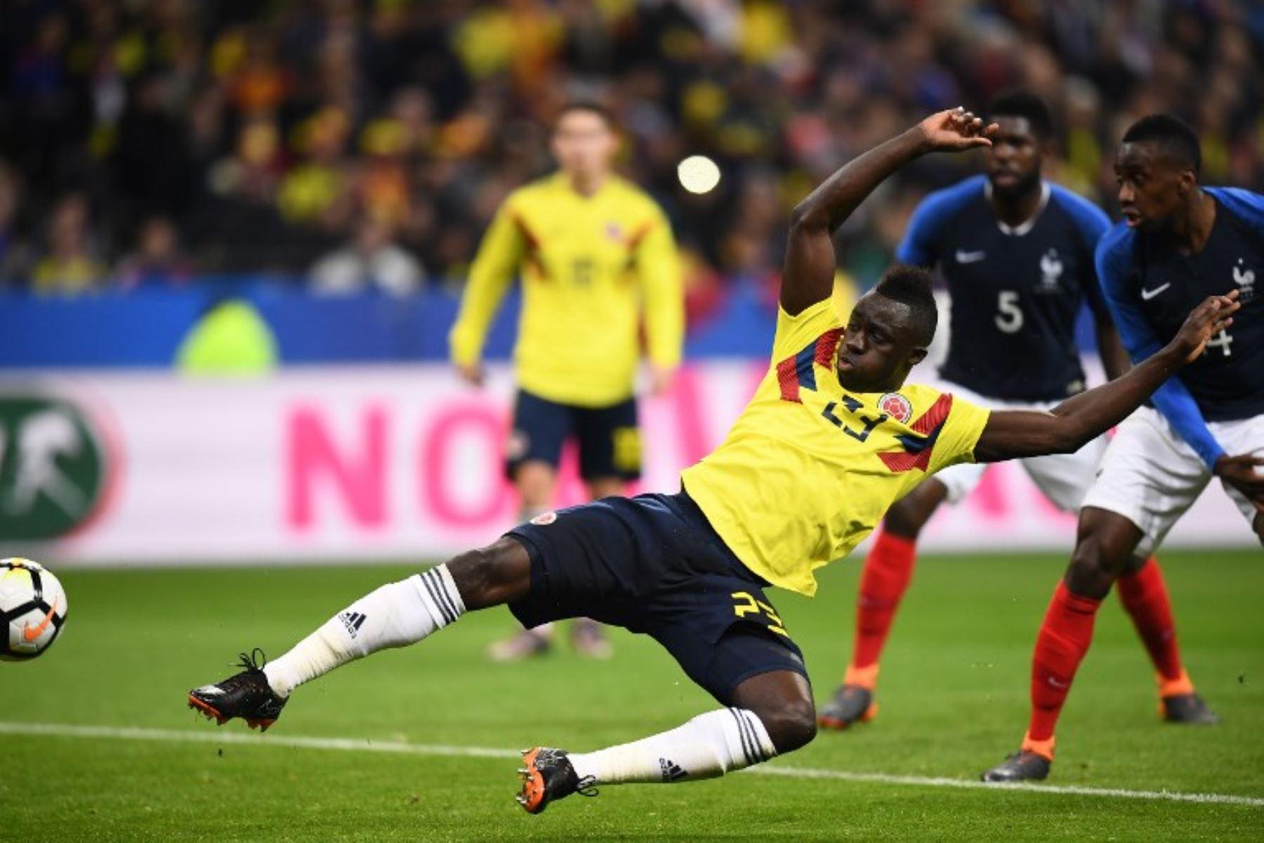 Davinson Sánchez es una de las estrellas del fútbol colombiano