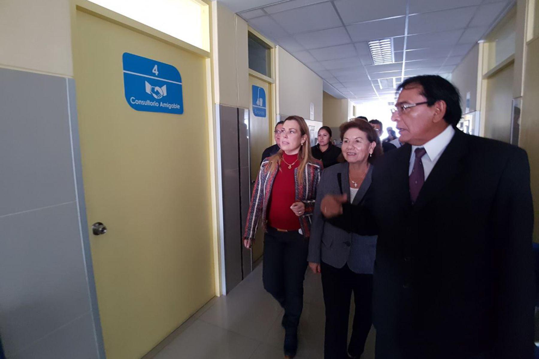 EsSalud mejorará la atención a los 72,000 asegurados de Arequipa. ANDINA/Difusión