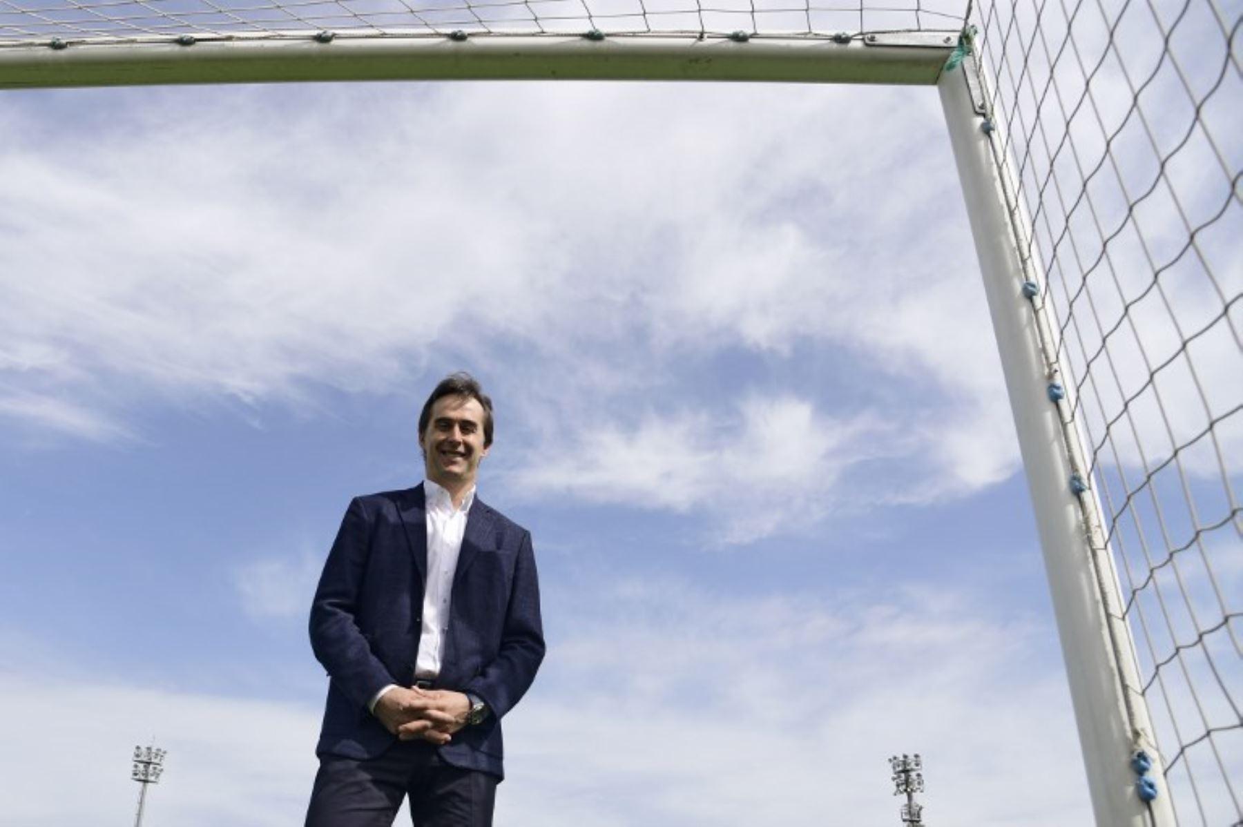 Lopetegui será presentado hoy como  flamante DT del Real Madrid