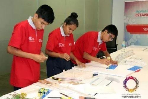 En el distrito de Cátac, región Áncash, se construirá un Colegio de Alto Rendimiento mediante el mecanismo de Obras por Impuestos. Foto: ANDINA/Difusión