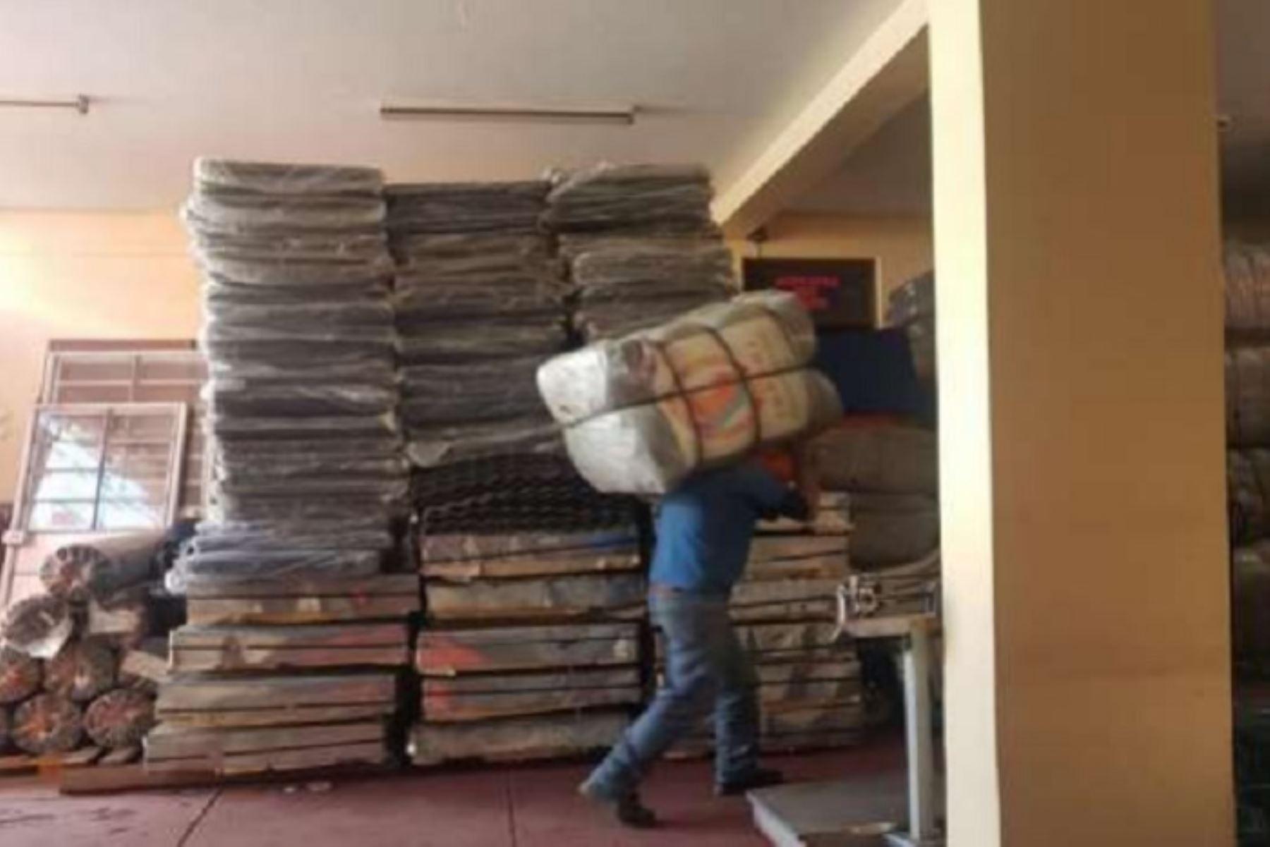 Ayuda se distribuirá entre la población afectada en zonas altoandinas de Apurímac, Ayacucho, Arequipa, Cusco, Huancavelica, Huánuco, Junín, Moquegua, Pasco, Puno y Tacna.