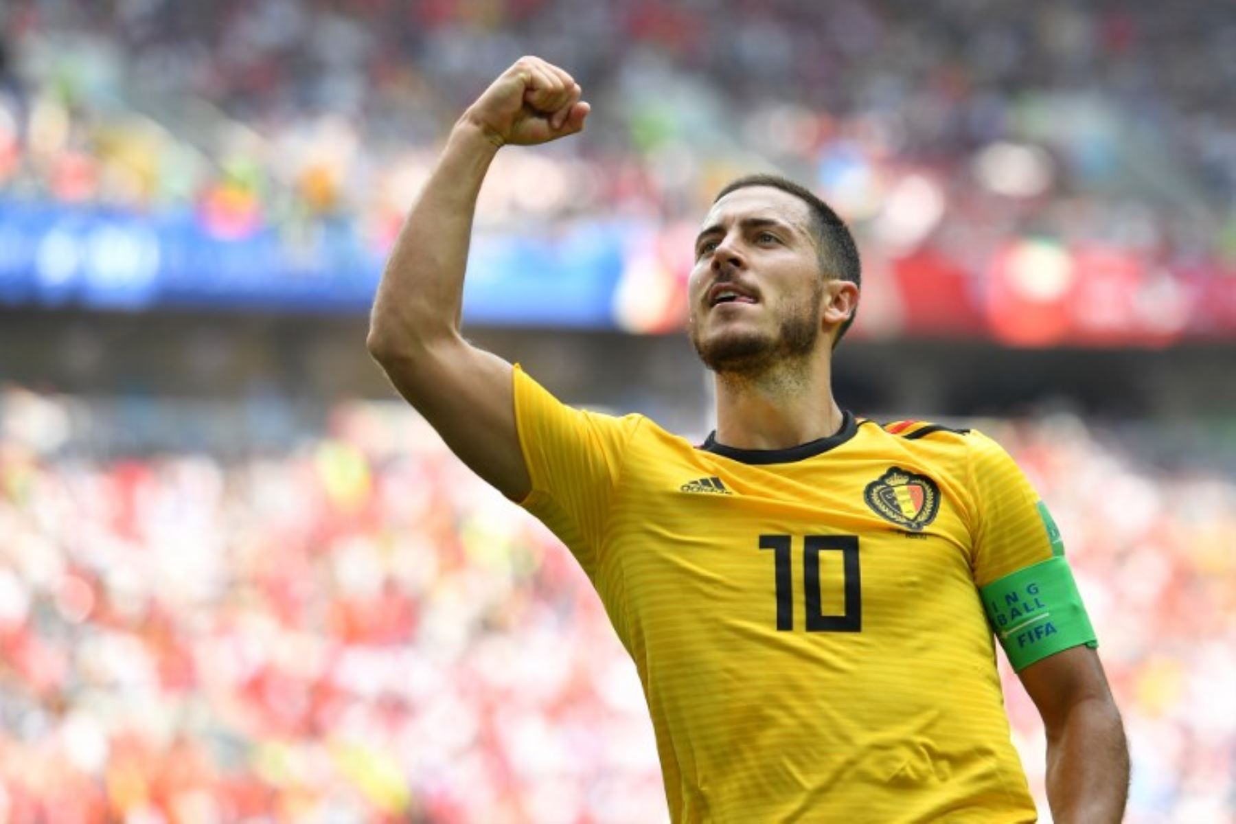 Chelsea eleva el precio del belga Hazard en 225 millones de euros. El  mediocampista mostró su deseo de jugar por el Real Madrid. AFP 60af123f5d5ea