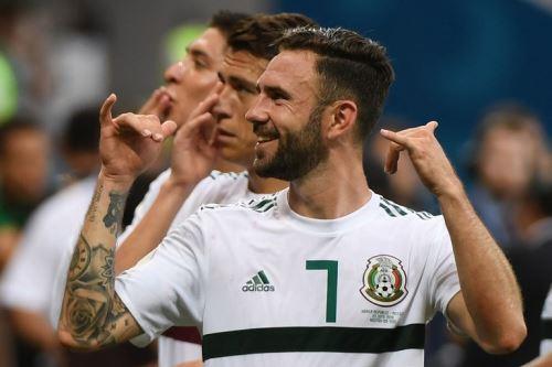 México ganó 2-1 a Corea del Sur, en el grupo F