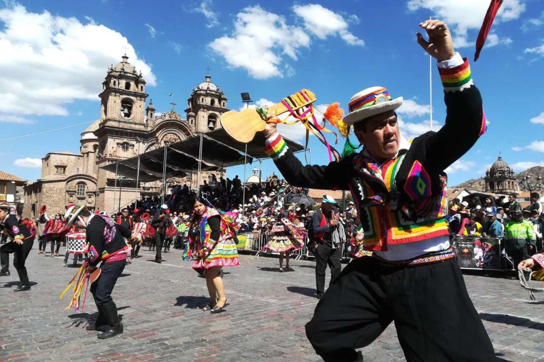 Estas son las principales fiestas que celebrará Cusco en su mes jubilar. ANDINA/Difusión
