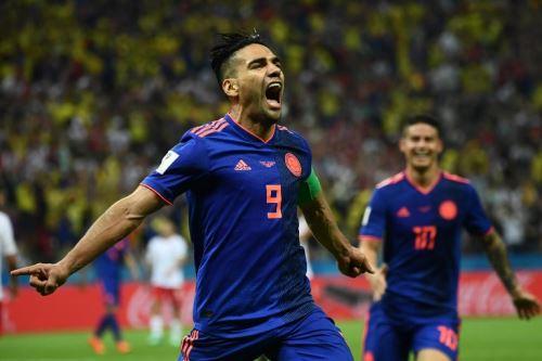 Colombia goleó 3-0 a Polonia y se mantiene con vida en el Mundial