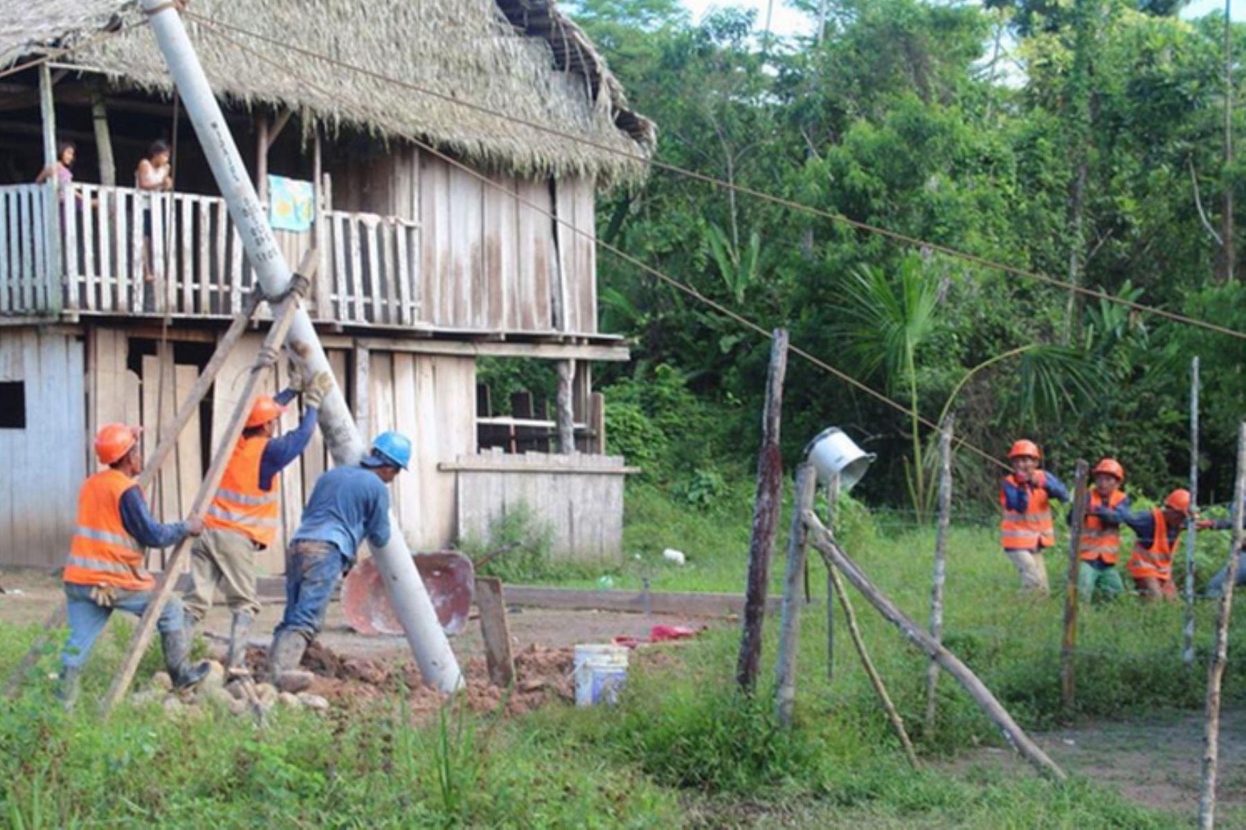 Invertirán S/ 57 millones en redes eléctricas en Cajamarca y Lambayeque. ANDINA