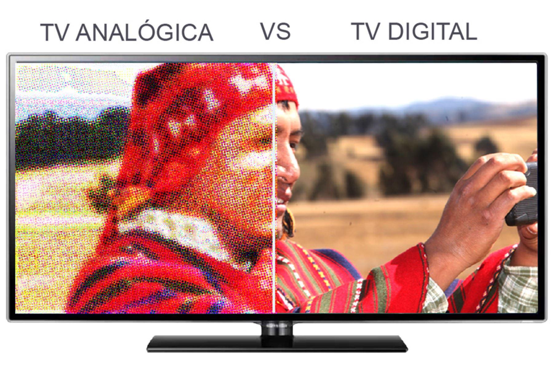 53 estaciones ya transmiten en Televisión Digital Terrestre. Foto: TDT.pe