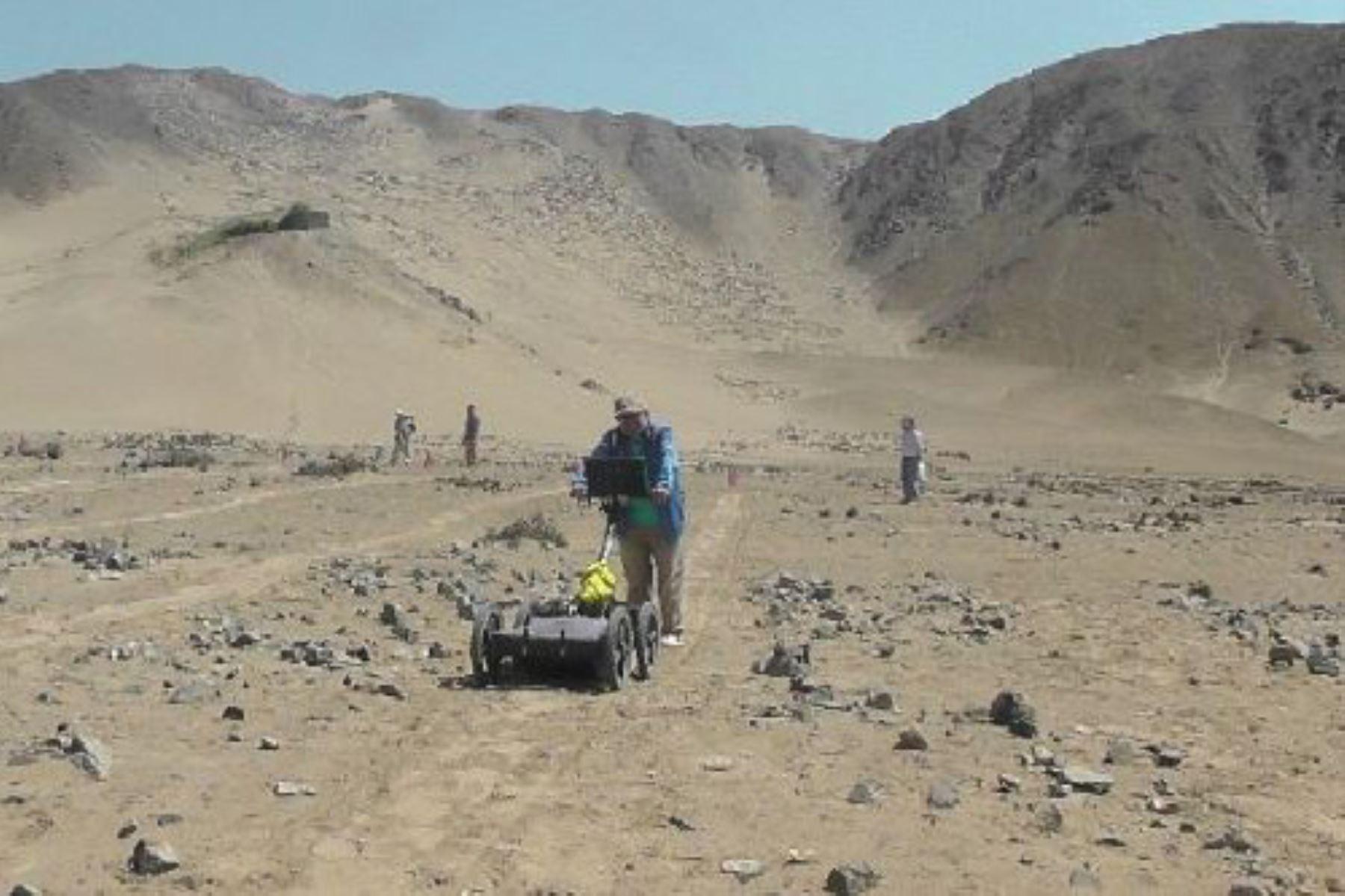 Universidad Nacional de Ingeniería construirá el primer georradar del Perú. Foto: Cortesía.