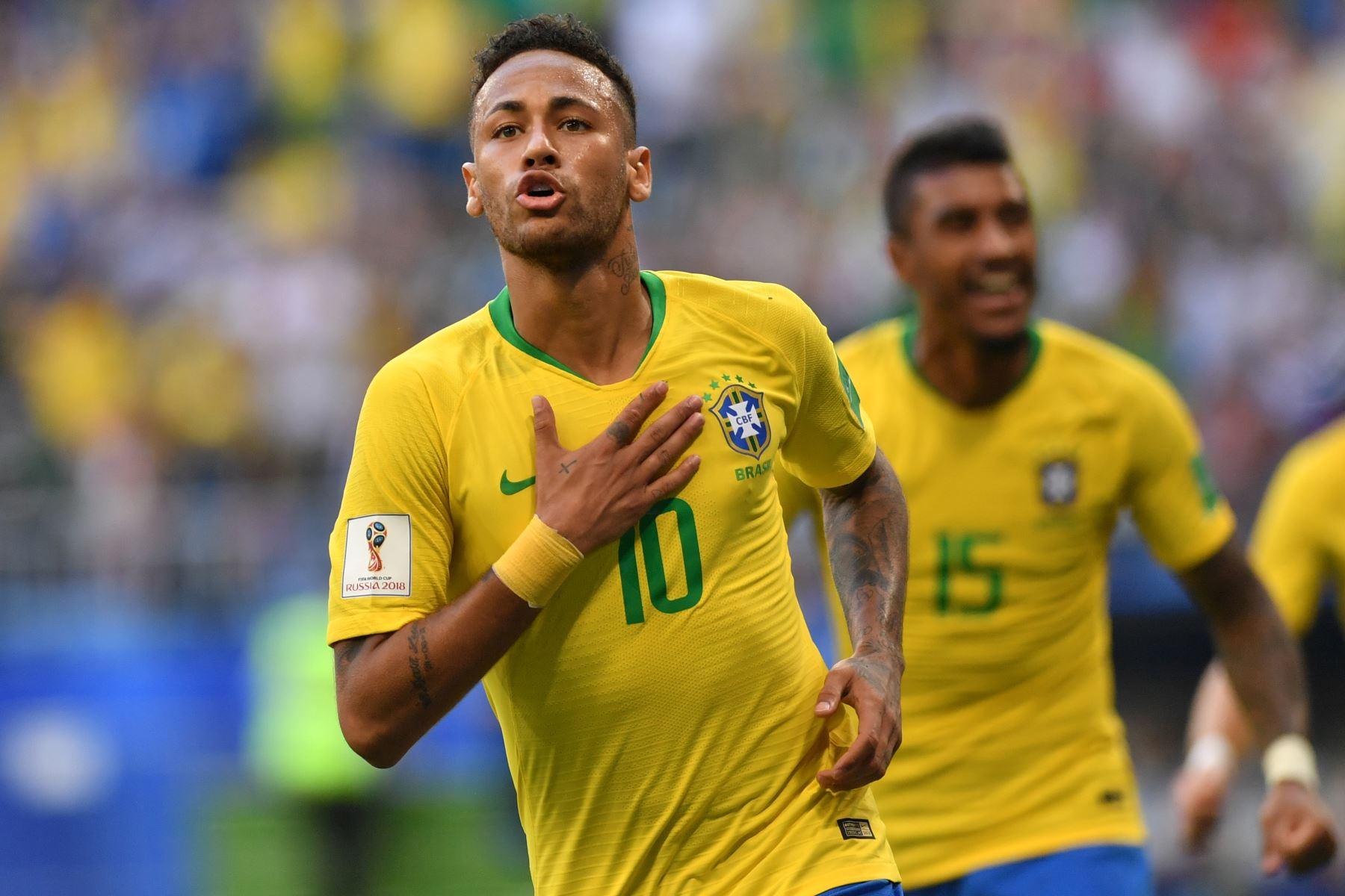 Neymar encabeza convocados de Brasil para enfrentar a Perú en eliminatorias | Noticias