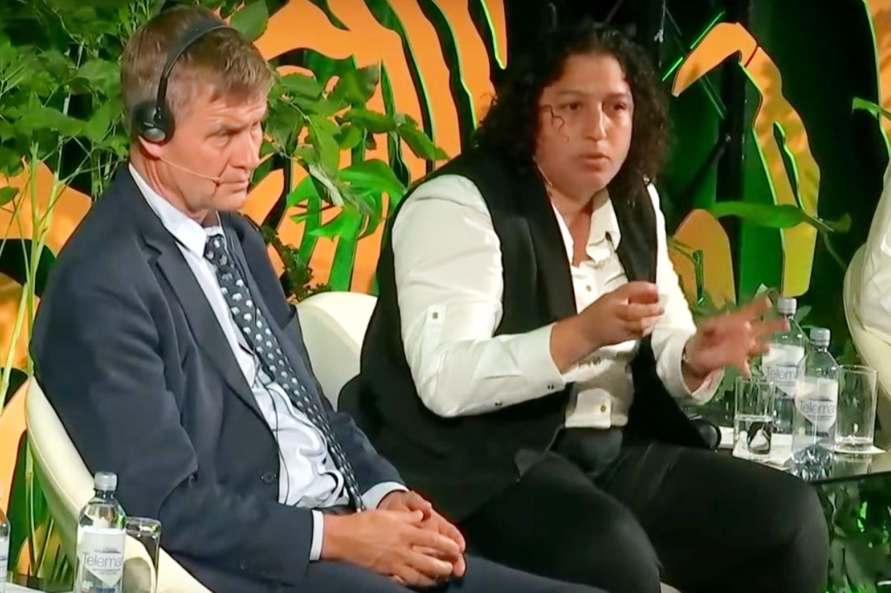 Perú participó en foro mundial contra la deforestación en países en desarrollo. Foto: ANDINA/Difusión.