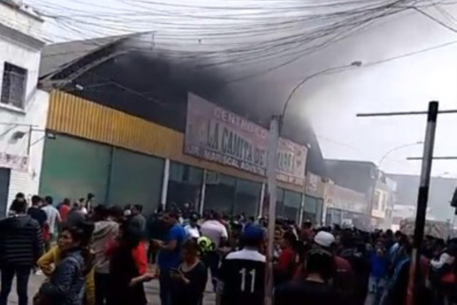 Foto: Facebook/Hecho en Huaycán.