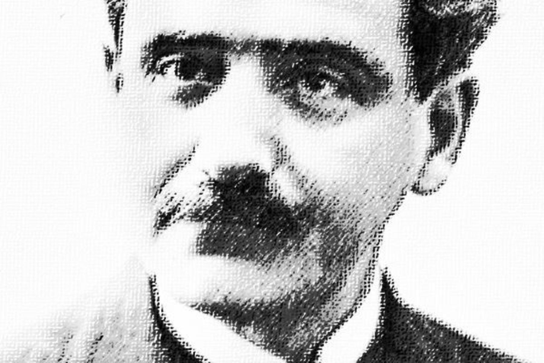 José María Eguren Foto: Diario El Peruano