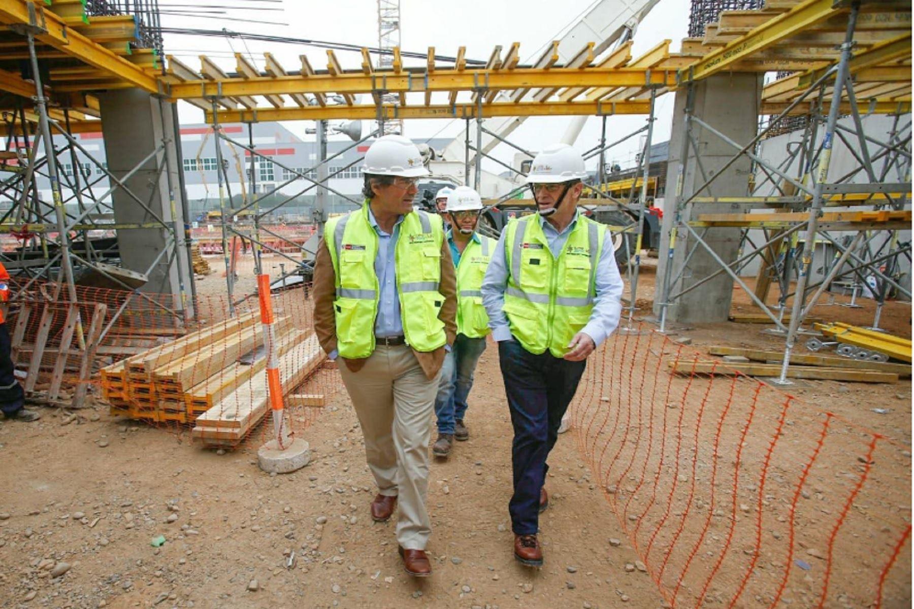 Aseguran que Perú tendrá unos Juegos Panamericanos de primer nivel