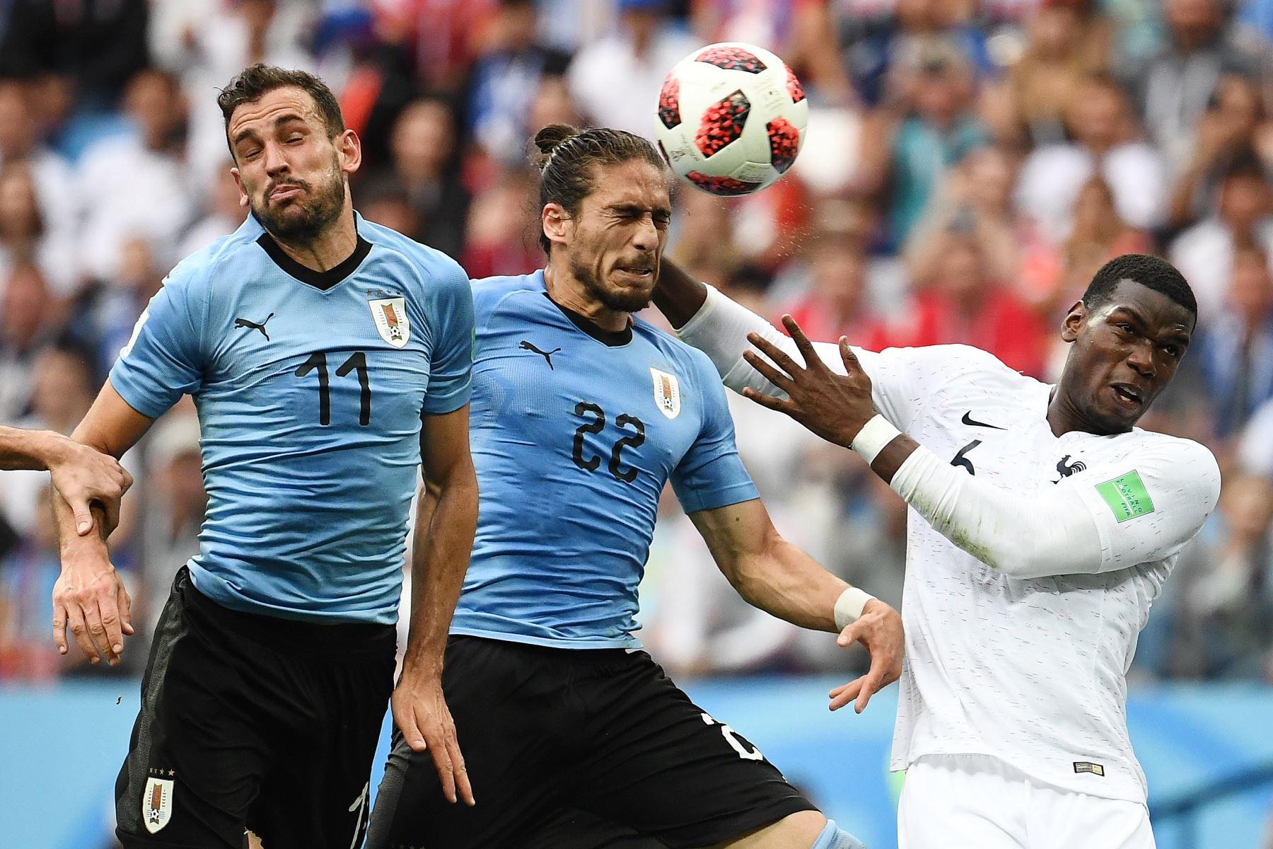 Recorrido de Francia hacia la final del Mundial de Rusia-2018   Noticias   Agencia Peruana de Noticias Andina