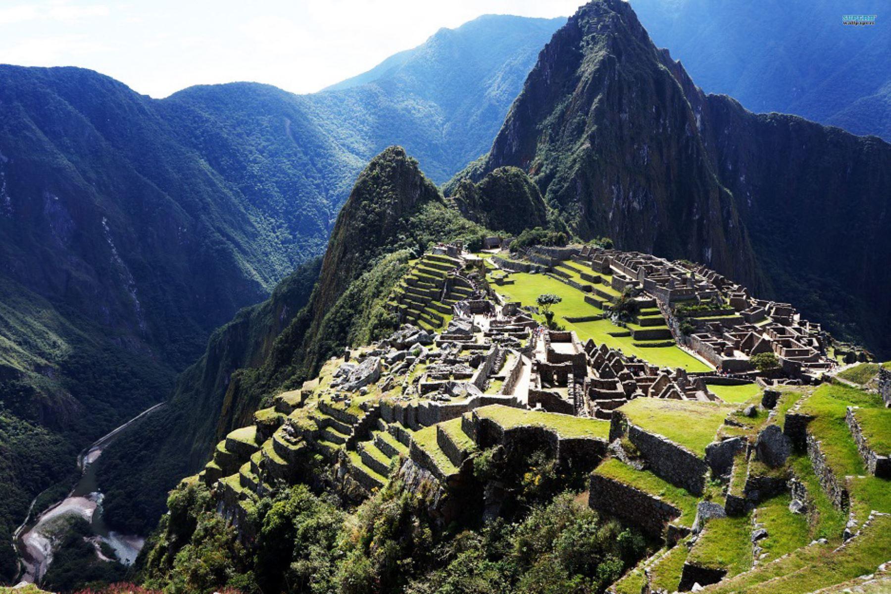 Autoridades evalúan la gestión ambiental del Santuario Histórico de Machu Picchu. ANDINA/Difusión