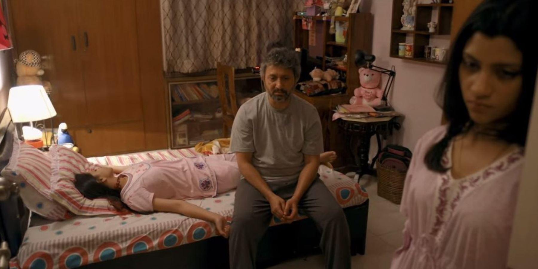 """Escena de la película de la India """"Talvar"""""""
