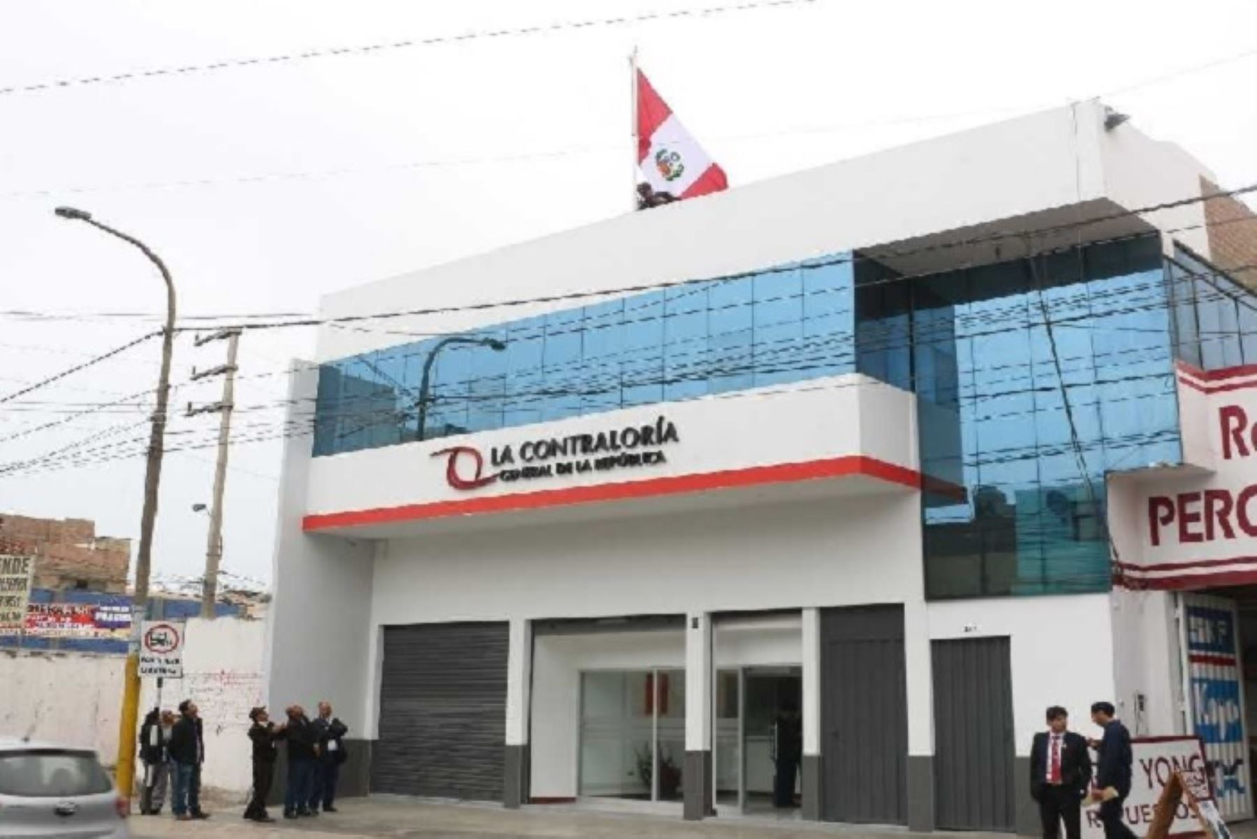La nueva sede de la Gerencia Regional Lima Provincias está ubicada en la avenida Túpac Amaru 209-211, ciudad de Huacho, provincia de Huaura