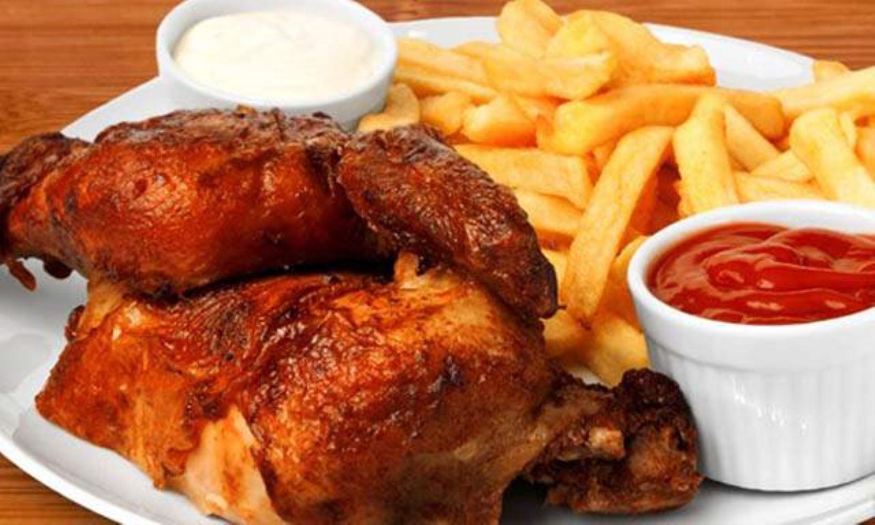 El siempre sabroso pollo a la brasa es el favorito de las mesas peruanas.