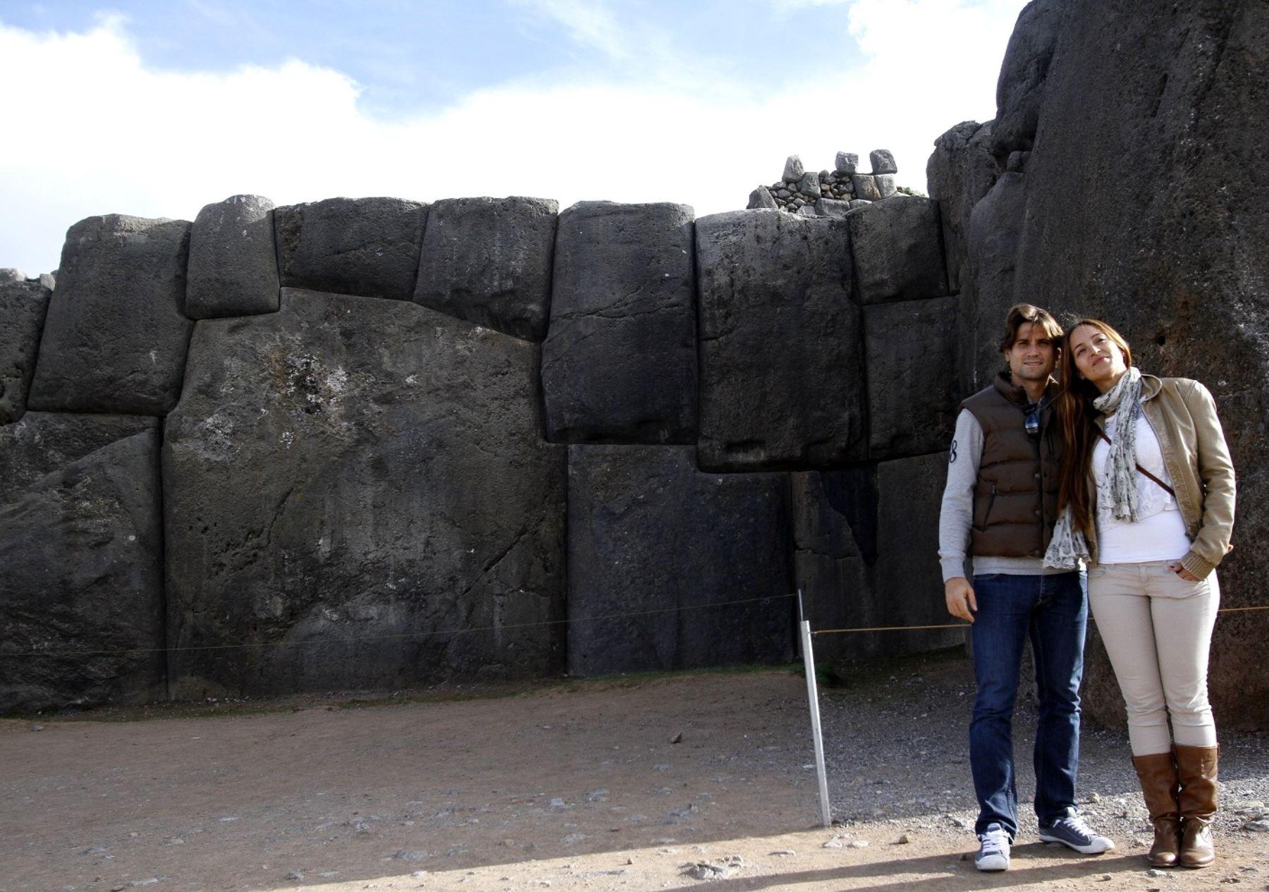 La Ley N° 23765, del 11 de julio de 1982 declaró a Sacsayhuamán Patrimonio Cultural de la Nación y estableció que las 2,997.26 hectáreas del Parque Arqueológico son intangibles. Foto: ANDINA/Percy Hurtado