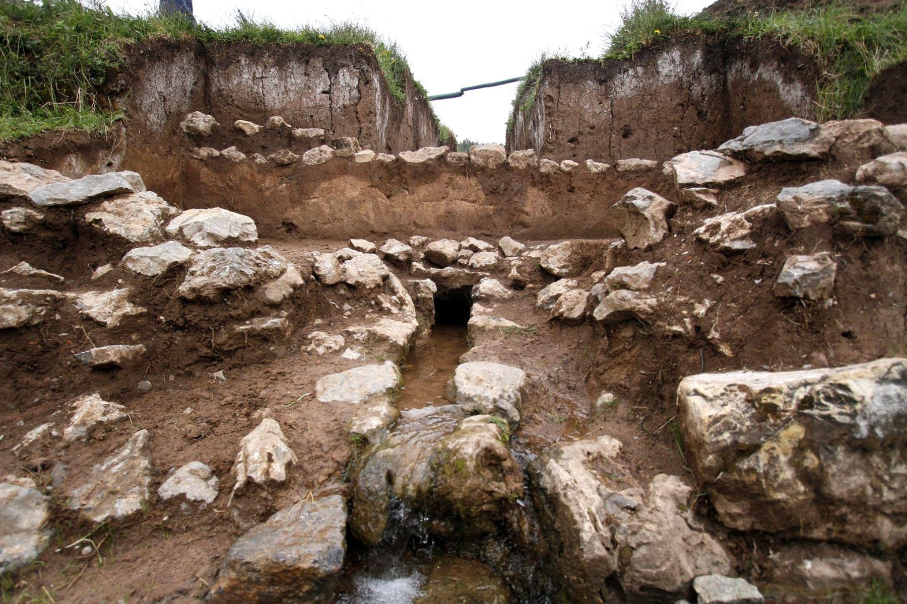 Sacsayhuamán fue un centro ceremonial, de control administrativo y de gestión de los recursos hídricos que tuvo un rol fundamental en la consolidación del Tahuantinsuyo. Foto: ANDINA/Percy Hurtado