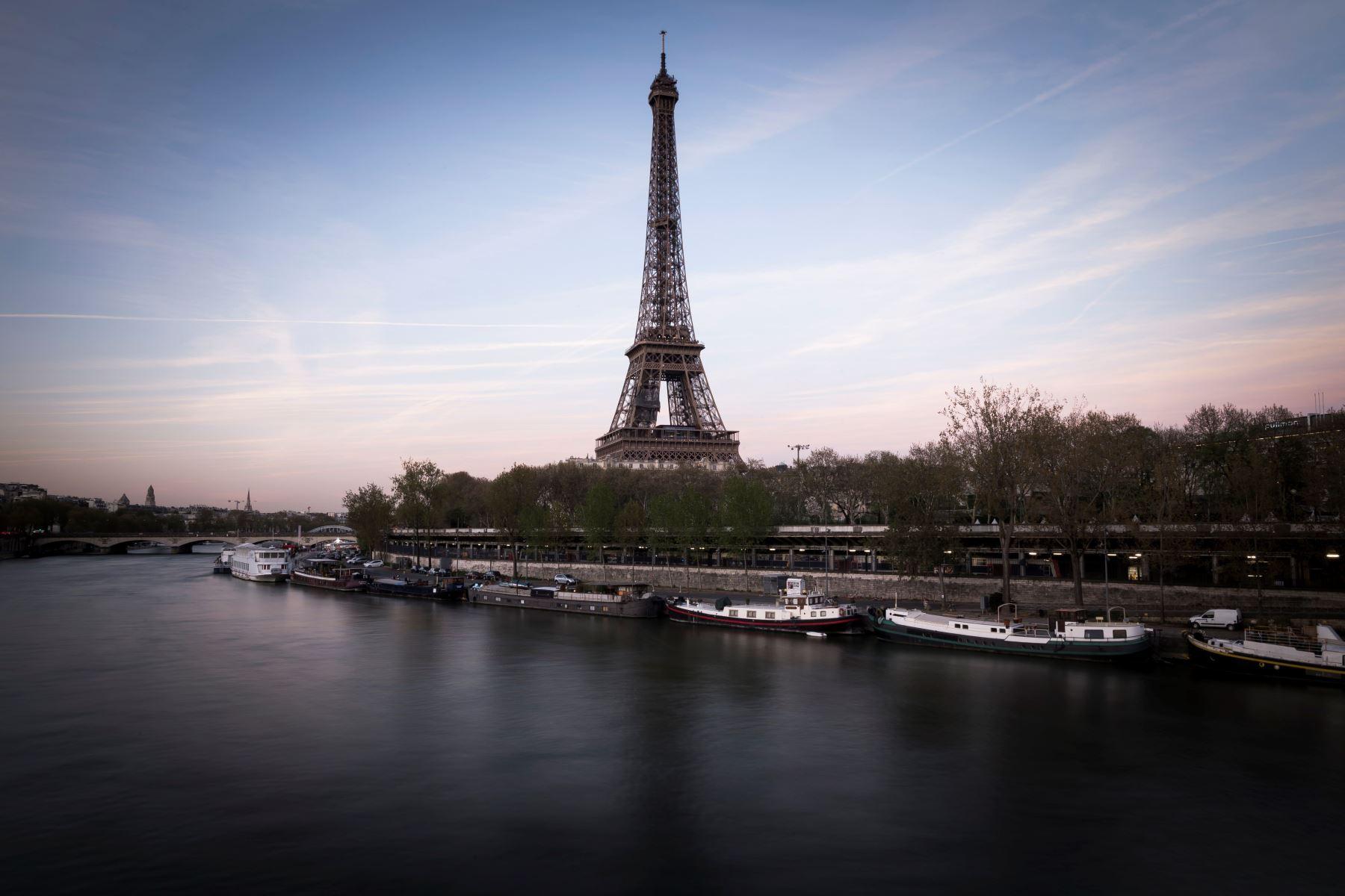 Torre Eiffel Foto: AFP