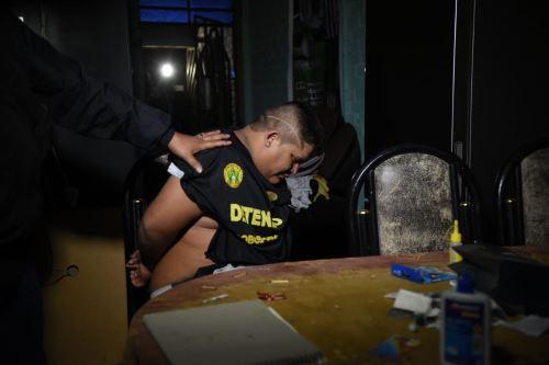 """Lambayeque: megaoperativo desarticula organización criminal """"Los Marcas de Chocano"""""""