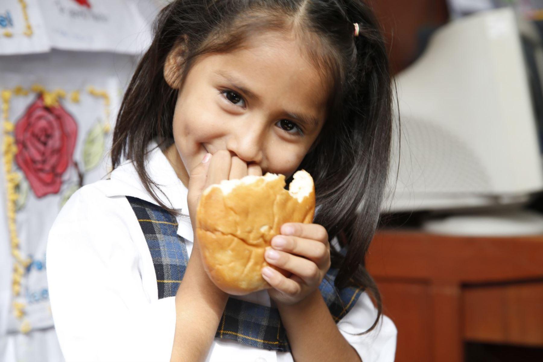 Conoce los nuevos alimentos que potenciarán el menú escolar de Qali Warma. ANDINA