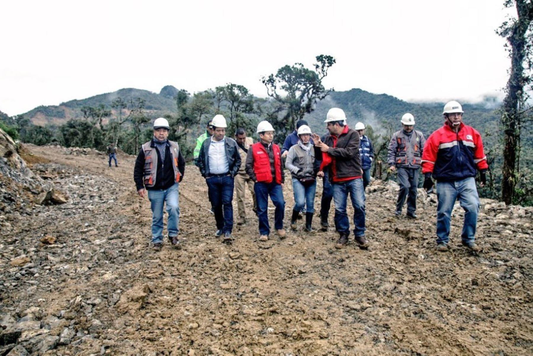 El Ministerio de Transportes y Comunicaciones (MTC) destinó 232 millones de soles para inversiones en obras de infraestructura y mantenimiento en la región Amazonas, destacó el titular del sector, Edmer Trujillo Mori, durante su visita de inspección a las carreteras de esa región.