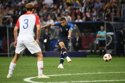 Francia ganó 4-2 a Croacia en la final del Mundial Rusia 2018