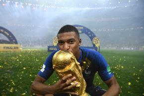Mbappé es el futbolista con más proyección y lo demostró en el Rusia 2018, donde ya comienzan a compararlo con  Pelé