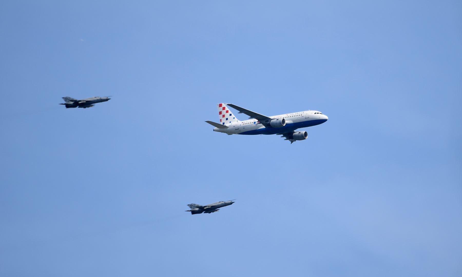 Aviación comercial AFP