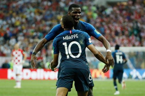 """El triunfo de los """"galos"""" dio ganancia  de 52 millones de euros a los apostadores en Francia"""