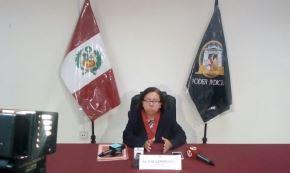 Jueza Flor Guerrero Roldán, nueva presidenta de la Corte Superior de Justicia del Callao.