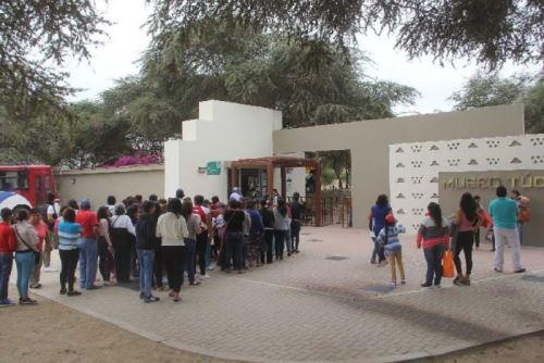 Museos de Lambayeque recibieron más de 172,000 visitantes en lo que va del año