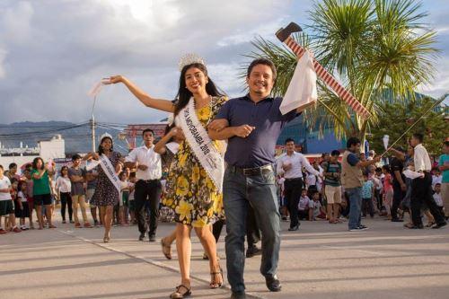 Con festival y paseos turísticos Moyobamba, capital de región San Martín, celebrará su aniversario ANDINA